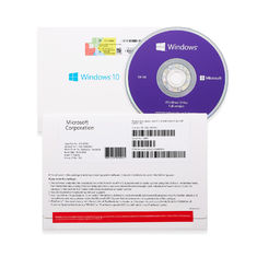 Microsoft Windows 10 Pro Software OEM Package 64 Bit DVD Genuine FPP License Activation