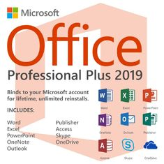 100% Useful Original Office 2019 Professional Plu DVD Package Microsoft Software Wholesale